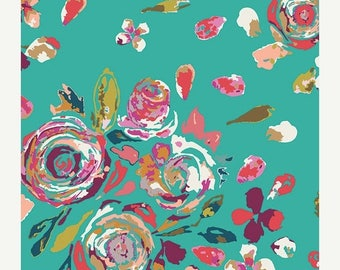 ON SALE Boho Fusions by Art Gallery Fabrics -  Swifting Flora