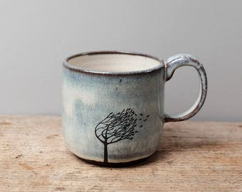 Windy Tree Mug