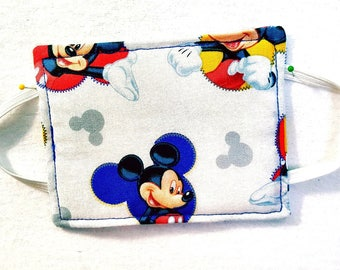 New Improved Door Husher for Babies Room-Mickey Mouse Licensed Fabric