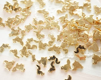 4-5g Resin inclusions / inserts / supplies  (3-7mm) Squirrel AA049