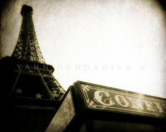 Eiffel Tower decor, paris decor, Paris street, Paris Eiffel Tower, view of Eiffel Tower, Paris Print, Eiffel Tower, Paris Photography