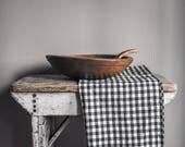 Antique Dough Bowl, Hand Turned Wooden Bowl, Primitives