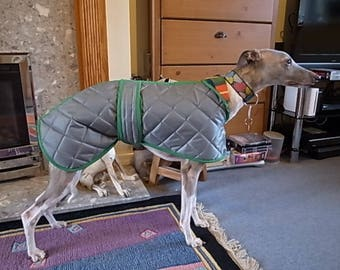 Ready Made Whippet & Lurcher Waterproof Coats