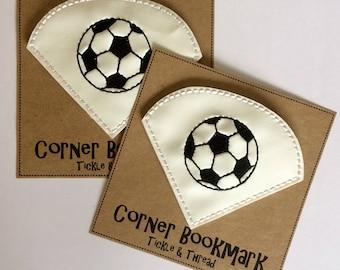 Football - Corner Bookmark