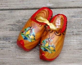 Dutch Shoes Magnet