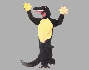 Alligator Frog Mermaid costume pattern McCall's 3809 Size 2 - 4, Child's Halloween costume, Alligator costume Mermaid costume Frog costume
