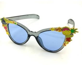 FRUIT PILE Cat eye Sunglasses