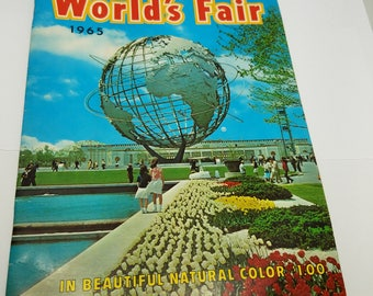 Official Souvenir Book of the New York Worlds Fair 1965 17