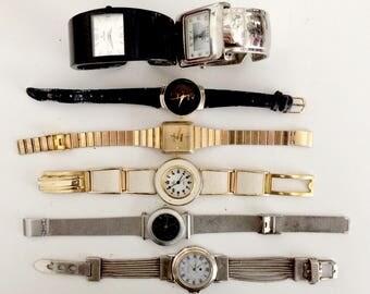 7 Women's Watches Vintage for Destash