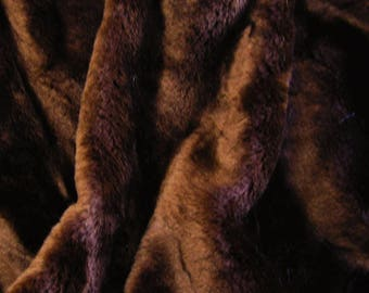 BROWN FAUX FUR Brown Bear: Available for Sale on September 7th