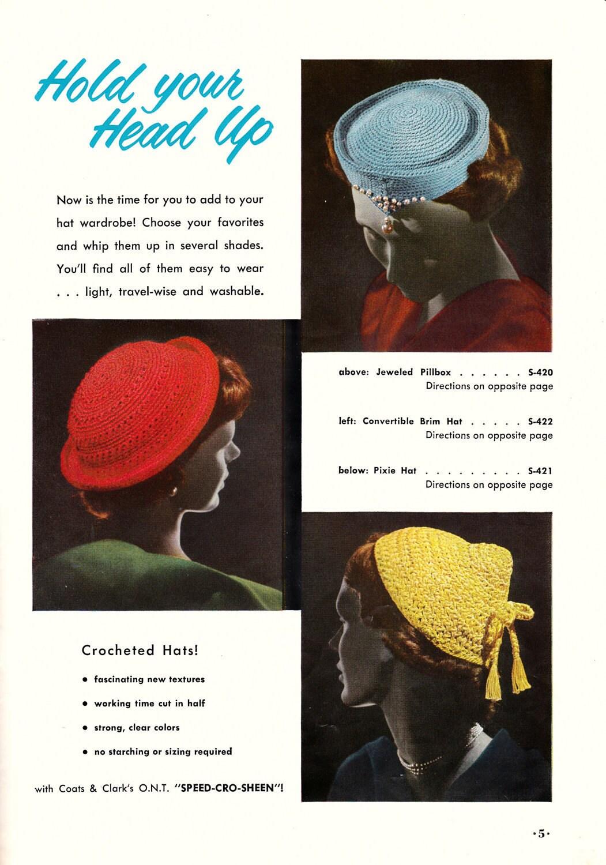 Hats free crochet patterns