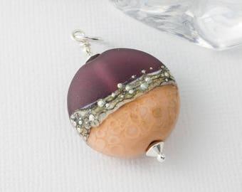Anastasia - Lampwork Pendant