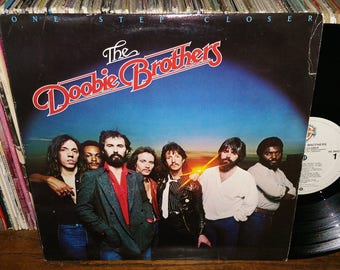 The Doobie Brothers One Step Closer Vintage Vinyl Record