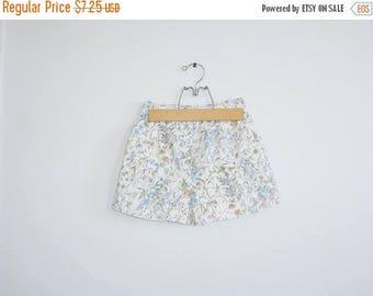SALE // Vintage Girls Summer Shorts, Size 6
