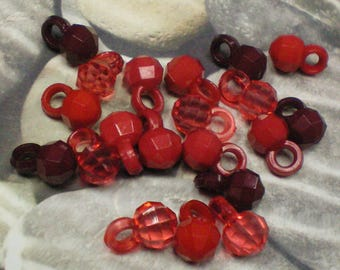 Beads Blends of Red