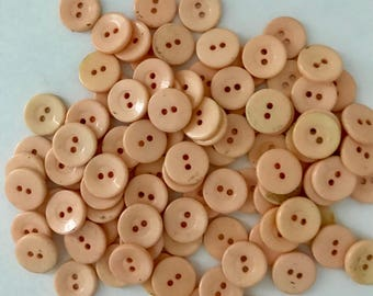 Reclaimed Buttons, Vintage Supplies