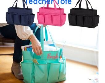 Teachers tote bag | Etsy