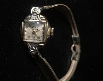 Vintage Ladies Gruen Veri-thin Watch