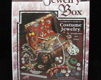 Inside the Jewelry Box: A Collector's Guide To Costume Jewelry, Identification, Vintage Costume Jewelry Book Reference Information