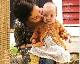 Berroco Knitting Pattern Book #292 DK Baby - 14 Designs Babies Toddlers - Newborn to 18mos