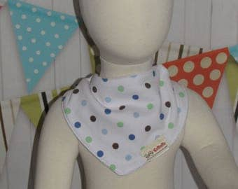 new baby toddler boy girl  one piece bandana bib FREE shipping with 25 dollars purchase