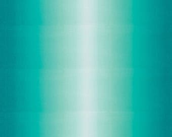 Elite By Maywood Studio - Gelato - Tonal Ombre - Teal - Fabric by the Yard 11216E-Q