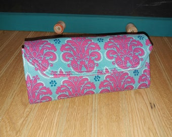 Necessary Clutch Wallet - Clutch Wallet - Womens Wallet - Accordian Wallet - Womens Gift - Gift for Her - Ready to ship