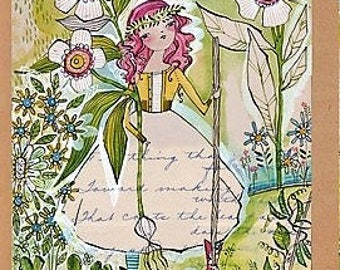 In The Garden Panel, Cori Dantini