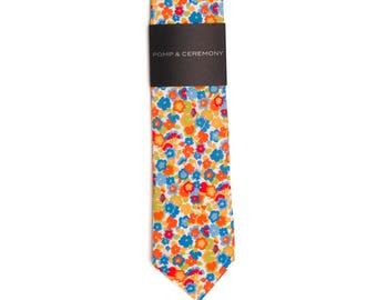Men's tie, Liberty print Gleeson