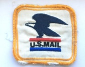Vintage US Postal Patch