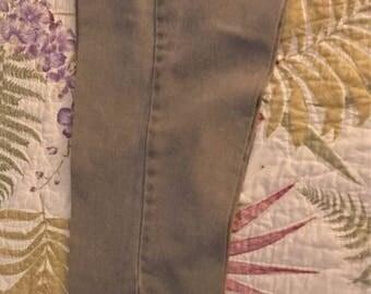 LA Blues Jeans Olive Green Size 10 Average