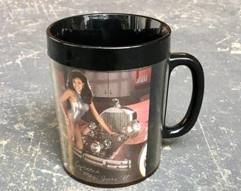 Vintage 1988 Snap On Tools Mug