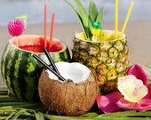 Tropical Punch scented products Shower Gel, Whipped Body Butter, Lotion, Body Spray, Bath Soak, Shampoo or Conditioner