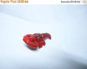 Back Open Sale Vintage Bone China Lobster Figurine, collectable