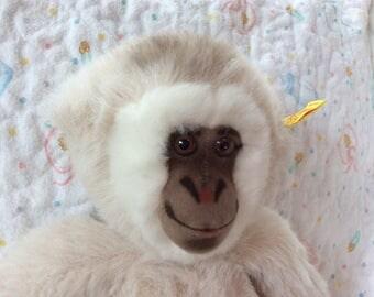 Vintage Steiff Baboon Monkey Hango