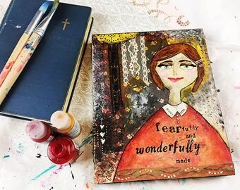Original Art: Fearfully and Wonderfully Made