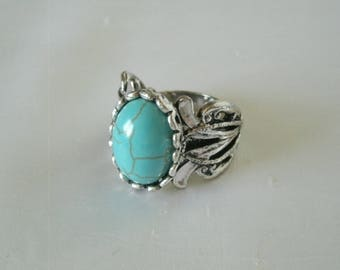 Turquoise Ring, southwestern jewelry southwest jewelry turquoise jewelry native american jewelry theme country western boho bohemian ring