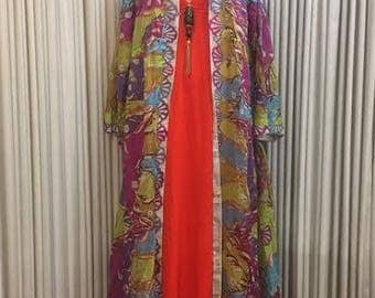 Vintage Pucci Psychedelic dress