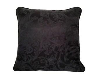 Versace Floral Jacquard Pillow