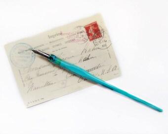 Aqua SP Dip Pen and Nib
