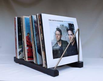 Vinyl Record Storage Rack  - Free Shipping