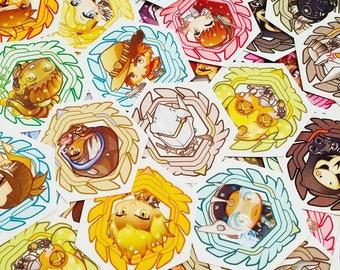 OW Sticker Set 24-pack
