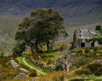 the black valley in kerry.ireland