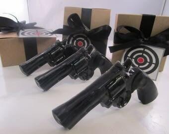 3 gun soap - stocking stuffers for guys - stocking stuffers for men - gift for guys - stocking stuffer for boys - stocking stuffer for him