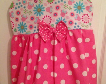 Minnie Mouse diaper stacker