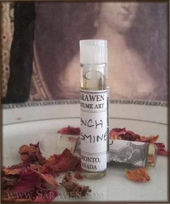 Vegan PERFUME OIL Sample / Victorian Gothic perfume / Choose your Scents / Handcrafted perfume oil / Regency perfume / Victorian Edwardian