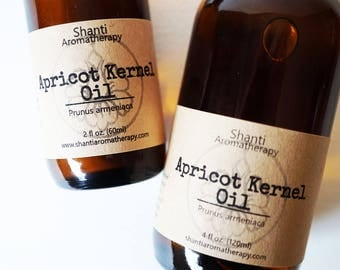 Apricot Kernel Oil - Pure Carrier Oil
