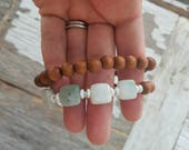 Amazonite Blue Beads and ...