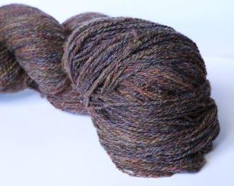 Kauni wool yarn 8/2 Color EN, Self-Striping, Fingering, 2ply