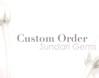 Special Order Listing for CM